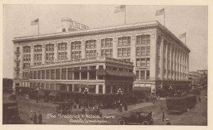 SEATTLE, Washington, 00-10s ; The Frederick & Nelson Store