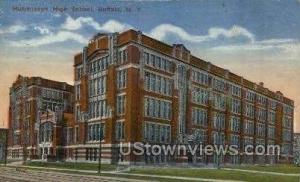 Hutchinson High School Buffalo NY 1916