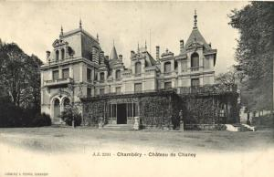 CPA Chambery - Chateau de Chaney (109129)