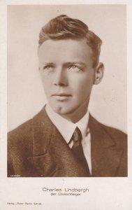 RP: Charles Lindbergh, der Oceanflieger , 1927