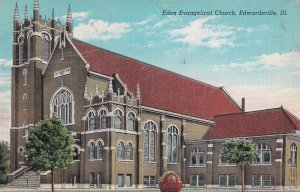 EDWARDSVILLE, Illinois, PU-1942; Eden Evangelical Church
