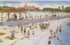 Florida St Petersburg The Spa