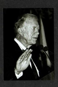 NV President Jimmy Carter LAS VEGAS  NEVADA Postcard PC