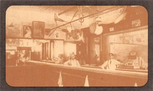 Old White Rabbit Saloon Lynchburg Tennessee, USA Postcard Unused