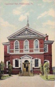 Carpenters Hall Philadelphia Pennsylvania