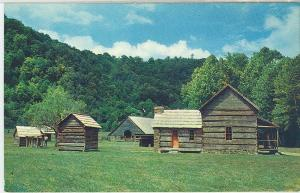 Smoky Mt Pioneer Farm, Cherokee NC