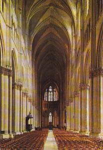 France Cathedrale de Reims La Grande Nef