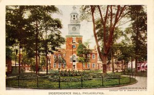 VA - Jamestown. Jamestown Exposition, 1907. Independence Hall- Philadelphia