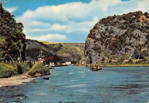 Rhein Lorelei Pfalz River Boat Schiff