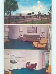 Unused Pre-1980 APARTMENT MOTEL Fort Myers Florida FL c3026