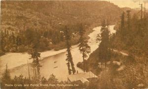 California 1915 Monte Cristo Messa Grand Postcard California Sales Co 911