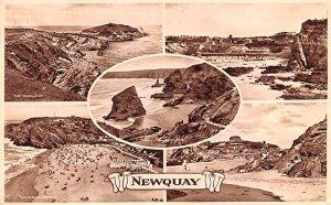 Newquay Scotland, UK 1937