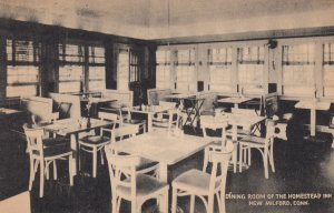 NEW MILFORD , Conn. , 1930s ; The Homestead Inn , Dining Room