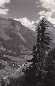 Switzerland Zinal Val d'Anniviers Rothorn Besso Photo