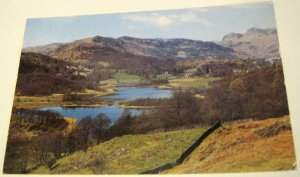 England The English Lakes Elterwater Tarn and Langdale Pikes KLD240 Jarrold - un