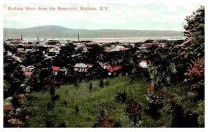 New York  Hudson River from Reservoir