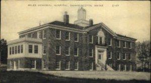 Miles Memorial Hospital in Damariscotta, Maine
