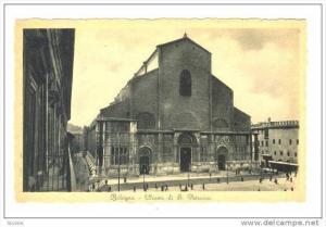 Chiesa Di S. Petronio, Bologna (Emilia-Romagna), Italy, 1900-1910s