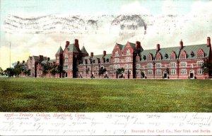 Connecticut Hartford Trinity College 1906