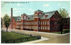 18458    NY  Cortland   Wagon Company