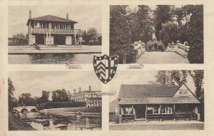 CAMBRIDGE , England , 1900-10s ; Clare College