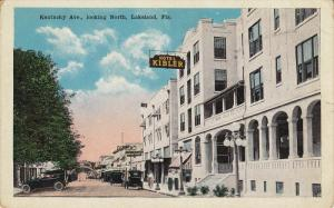 Northern Kentucky Avenue , LAKELAND , Florida , 1910s #2 , Hotel KIBLER