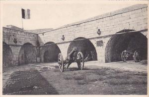Belgium Dinant La Citadelle Cour interieure