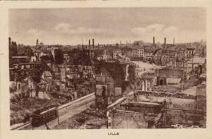Panorama, Lille (Nord), France, 1900-1910s
