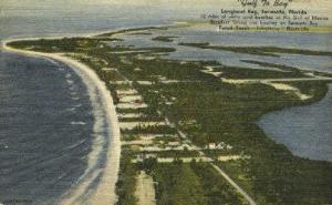 Longboat Key Sarasota FL no stamp