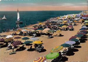 Italy  Viareggio    La Spiaggia, The Beach
