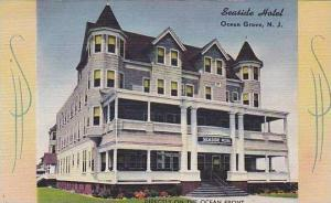 New Jersey Ocean Grove The Sea Side Hotel