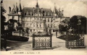 CPA Arcachon Le Casino (336542)