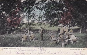 New York Military Target Practice 1906 sk1309