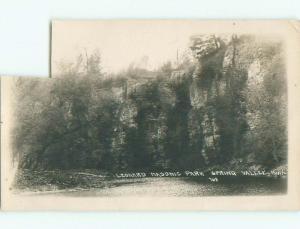 old rppc NICE VIEW Spring Valley - Near Stewartville & Rochester MN i6565