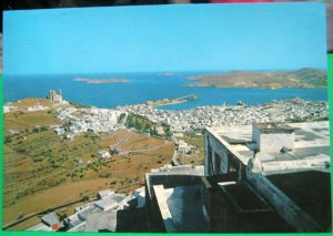 Greece Syros General View - posted 1990