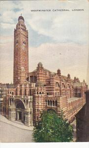 England London Westminster Cathedral 1951