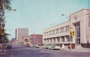 CORNWALL , Ontario , Canada , 40-50s ; 2nd Street Looking West