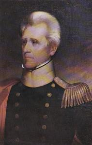 General Andrew Jackson Painting By Ralph E W Earl