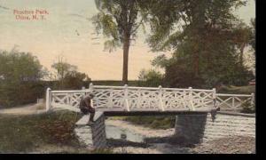 New York Utica Proctors Park 1914