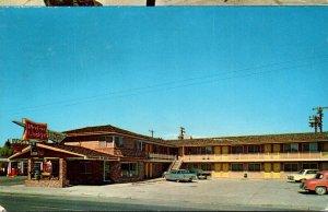 Nevada Elko The Esquire Motor Lodge 1965