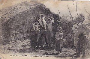 Scenes et Types , Mauresques au Village , PU-1920