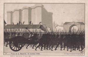 Prise de la Bastille, 14 Juillet 1789, 1910-20s