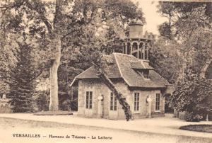 Vintage Postcard VERSAILLES Hameau de Trianon La Laiterie
