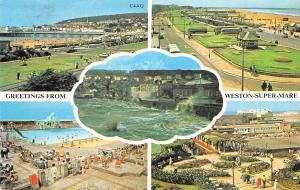 uk6478 greetings from weston super mare  uk
