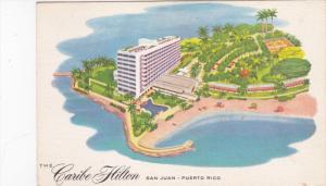 Hilton Hotel , SAN JUAN , Puerto Rico , 30-50s