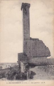 ROCHECORBON, Indre Et Loire, France, 1900-1910's; La Lanterne
