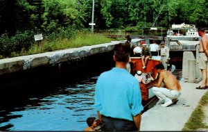 Maine Naples Songo Locks Old Time Cumberland Oxford Canal Route