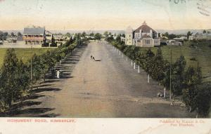 Monument road , KIMBERLY , South Africa , PU-1907