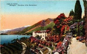 CPA Lago di Como Bellagio, Giardino Villa Serbelloni . ITALY (541136)