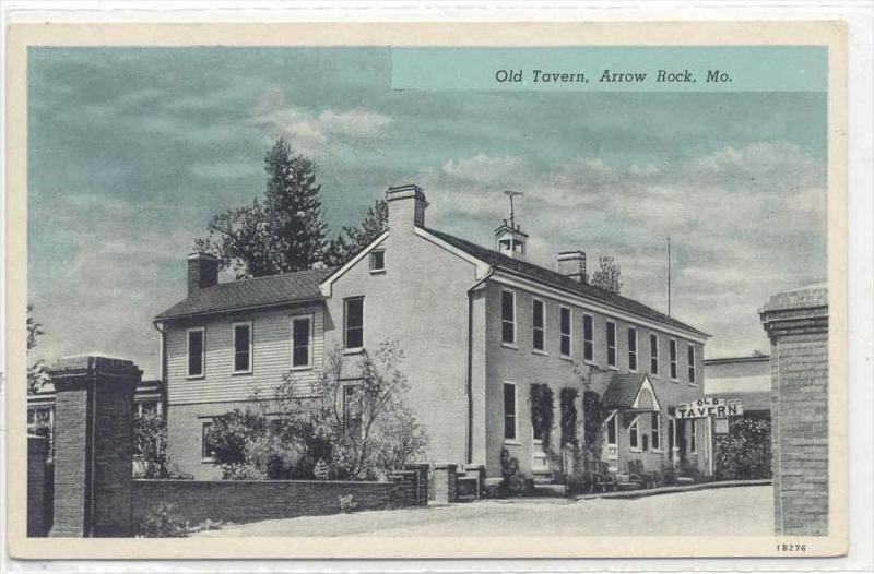 Old Tavern, Arrow Rock, Missouri, 1910-1920s